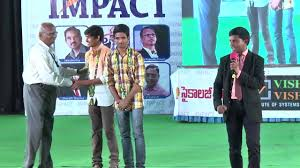 vish prasad shiva at impact hyderabad 2016 youtube