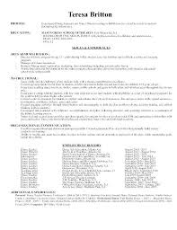 Dance Resume Examples The Block Party Club