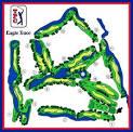 The Florida Golf Course Seeker: TPC Eagle Trace Golf Club