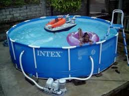 intex swimming pool for kids. Delighful For Kids Having Fun In Intex Swimming Pool Throughout Intex Swimming Pool For T