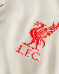 Liverpool FC 2021/22 Stadium Away Herren-Fußballtrikot. Nike DE