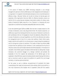 good education essay value