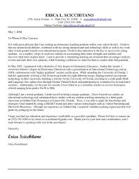 elementary teaching cover letter lawteched education cover letter educational cover letters