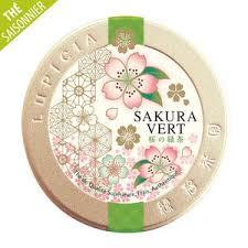 <b>Tea</b> by <b>variety</b> > <b>Seasonal teas</b> > SAKURA VERT : Lupicia