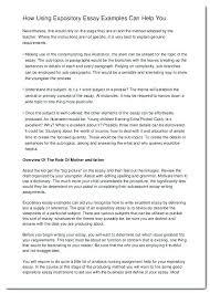 7th Grade Essay Writing Expository Essay Examples 7th Grade 2018 Printables Corner