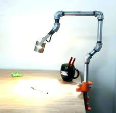 desk lamp clamp led clamp desk lamp clamp desk lamps inspiration in light ideas for intended