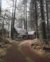 A cabin in the Metolius River Resort offers guests a remarkable.