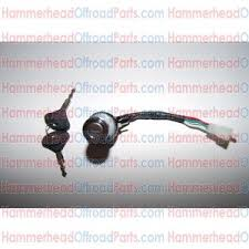 hammerhead ignition switch wires ignition switch 3 wires 6 000 158 key