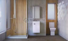 Мебель для ванной <b>Raval Kub</b> 40 белая подвесная, цена 6680 ...