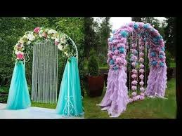 Wedding Arch Decor Diy Decoration Ideas Sorry The Thesorrygirls Drapes Wood Photobooth Photoshoot Summer Flower Girls Arbor Floral Wall Archway Affordable Curtains