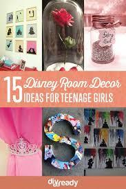 15 enchanted diy teen girl room ideas for disney fans new craft