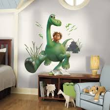 Stunning Dinosaur Decals For Bedroom Decorating Ideas For Paint Color Small  Room Arlo The Good Dinosaur Peel And Stick Giant Wall Decals Walmart Com