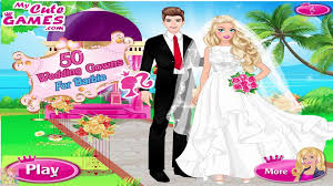 barbie wedding dress up game 50 wedding gowns for barbie stani wedding barbie dress up games