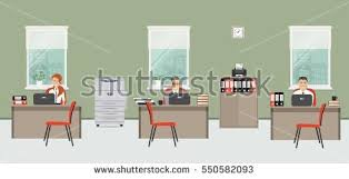 woman office furniture. perfect office web banner of three office workers the young woman and men are the  employees at intended woman office furniture k