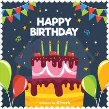 Free Birthday Posters Birthday Vectors 39 000 Free Files In Ai Eps Format