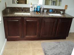 refacing bathroom cabinets before after. can i reface my bathroom vanity? thecabinetremodeler refacing cabinets before after e