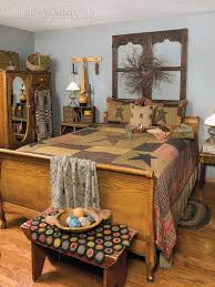 Country Bedroom Decorating Ideas 16