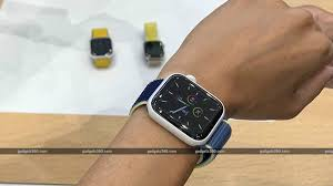 Apple Watch Series 5 Now On Sale In India Price