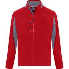 <b>Куртка мужская NORDIC</b> красная