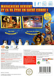 Small Picture Madagascar 3 The Video Game Box Shot for Wii GameFAQs