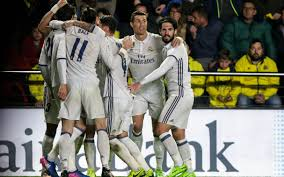 Villarreal 2 Real Madrid 3: Gareth Bale scores on return to starting XI as  Los Blancos move top after stunning second half fightback