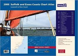 2000 Charts 2000 Chart Atlas Suffolk And Essex Lowestoft To River
