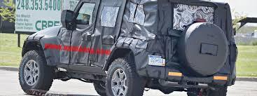 2018 jeep diesel. fine diesel 2018 jeep wrangler spy shots in jeep diesel