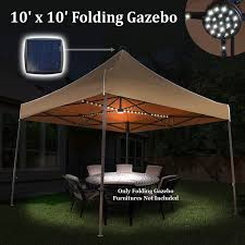 Pop Up Canopy With Lights Amazon Com Benefitusa 10x10 Instant Pop Up Canopy Tent