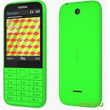 NOKIA 225 Dual Sim green - iPon ...
