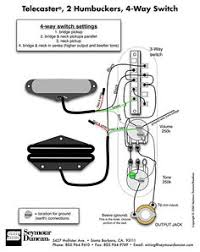 wiring diagram for 2 humbuckers 2 tone 2 volume 3 way switch i e tele wiring diagram 2 humbuckers 4 way switch