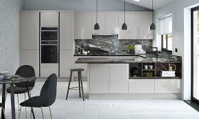 modern kitchen. Enthralling Contemporary Kitchens Modern Fitted Modern Kitchen O