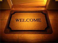 open door welcome mat. Source: Open Door Welcome Mat S
