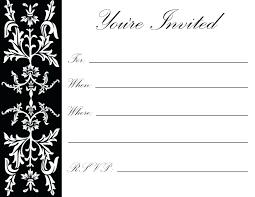 Free Printable 21st Birthday Party Invitation Templates Invitations