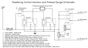 tyke s place roadwing shock install roadwing control harness and gauge schematic