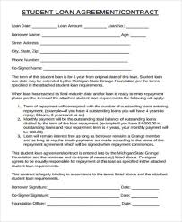 Use these sample loan agreement letters between friends as templates for your formal agreement letter. Free 7 Loan Agreement Contract Samples In Ms Word Pdf