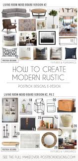 Home Post Box Designs 5 Ways To Create A Rustic Neutral Living Room In Your Home