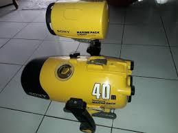 Sony Marine Pack Light Sony Mpk F40 Underwater Handycam Casing Photography On