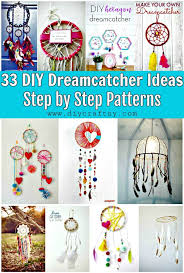 Easy Homemade Dream Catchers Classy 32 DIY Dreamcatcher Ideas With Step By Step Patterns DIY Crafts