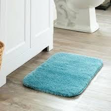 mohawk bath mat home spa rug memory foam gray
