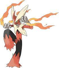 Mega Blaziken - Pokemon X and Y Wiki Guide - IGN