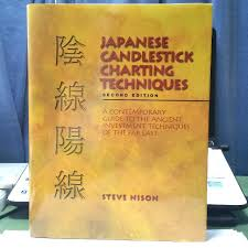 Japanese Candlestick Charting Techniques Books Stationery