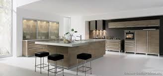 image modern kitchen lighting. 01, Modern Light Wood Kitchen Image Lighting E