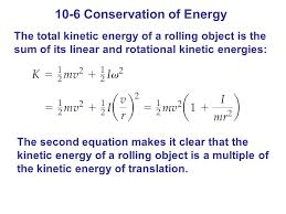 10 6 conservation of energy