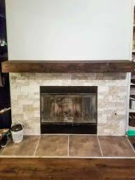 diy fireplace mantle learn how to make your own rustic fireplace mantel easy wood mantel diy