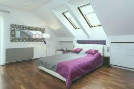 Schlafzimmer Dachschrge Farblich Gestalten Dekoration Wohndesign