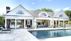 open pool house. Home Pool House Interior View In Gallery With Open Spaces Pools