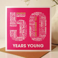 personalised 50th birthday gifts 8