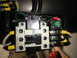 wiring air compressor to magnetic switch & pressure switch the Craftsman Air Compressor Wiring Diagram wiring air compressor to magnetic switch & pressure switch the garage journal board
