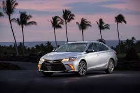 2015 Toyota Camry Reviews and Rating | Motor Trend