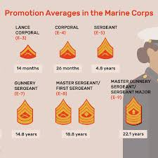 Usmc Chain Of Command Chart Marine Corps Enlisted Promotion System Explained